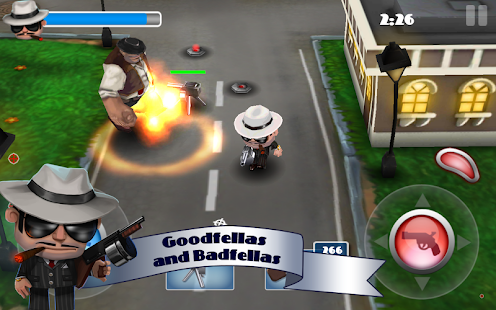 Mafia Rush™ Screenshot