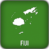 Fiji GPS Map