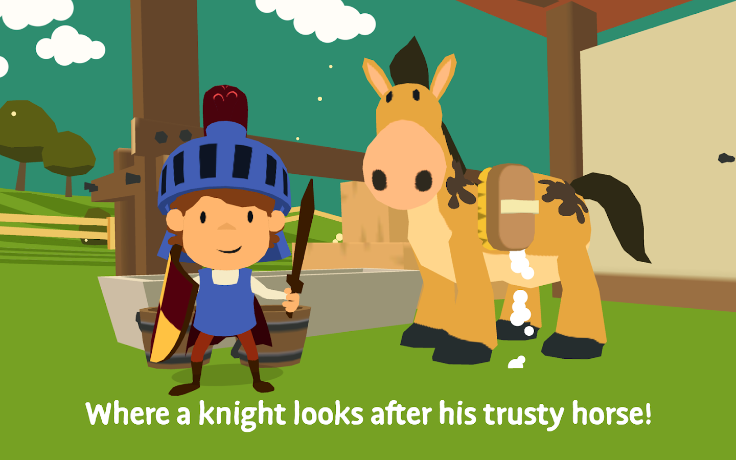 Wungi Knights- screenshot