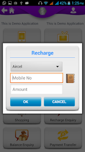 Bonrix Master Recharge- screenshot thumbnail