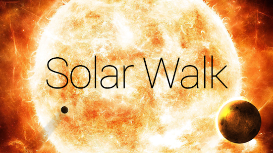 Solar Walk - Planets- screenshot thumbnail