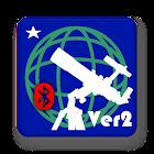 TeleSkyMapBT2 icon