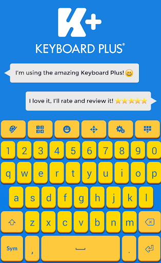键盘加黄色