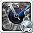 Tia Locker Blue Watch Theme icon