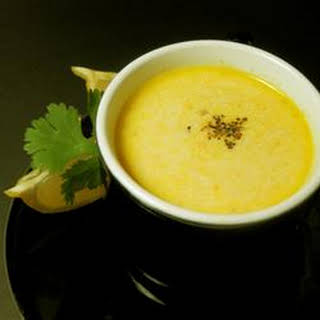 Lemon Artichoke Soup.