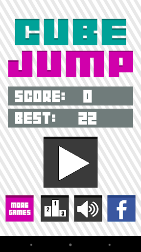 Cube Jump free
