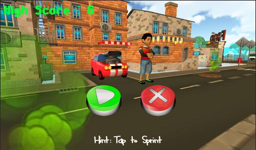 Town Run - Highway Surfer 3D