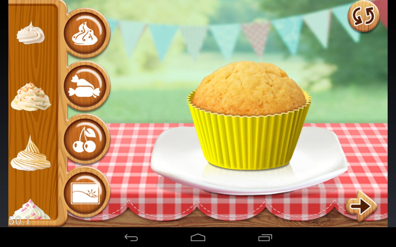 Cupcake Games For Childrens