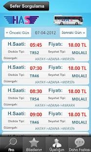 Has Turizm- ekran görüntüsü küçük resmi