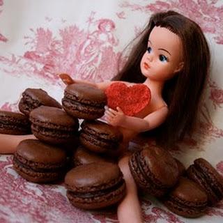 Fool Proof Chocolate Macarons… Recipe