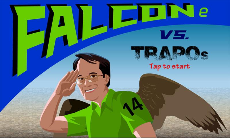 Falcone VS Trapo - screenshot