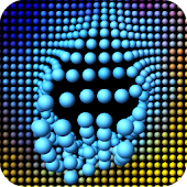 Magnetic Balls Live Wallpaper icon