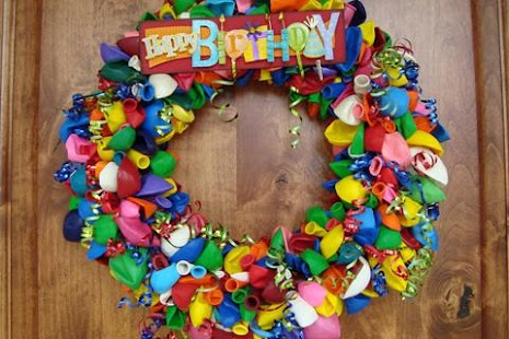 Birthday Decoration Ideas- screenshot thumbnail