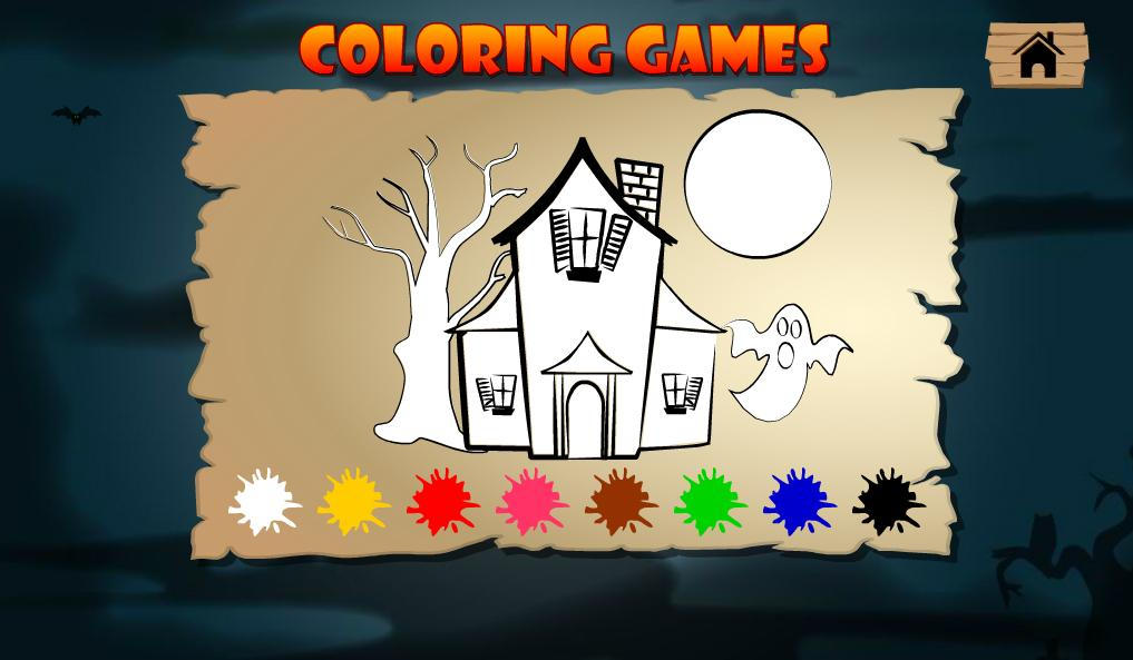 Kids Puzzle Memory Color games- screenshot