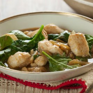 Coconut-Curried Catfish