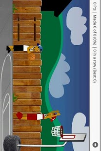 Driveway Basketball Game FREE - screenshot thumbnail