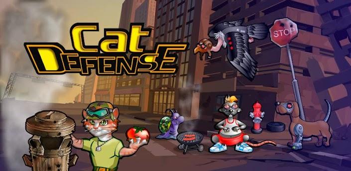 Cat Defense free