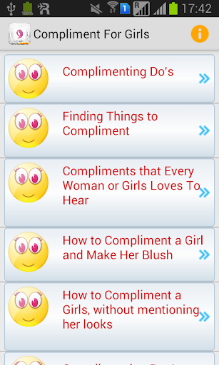 Compliment For Girls