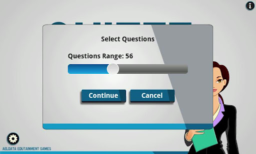 selected questions Display of choices in multiple selection questions by default, the system presents choices in a stacked, vertical list if you wish to set choices horizontally, use the inline question type, and set your response object to multiple selection or non permuting multiple selection.