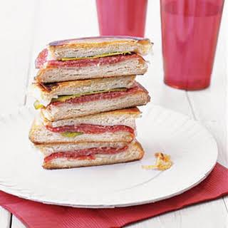 Salami Panini Recipes.