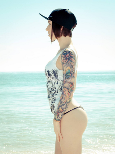 Beach Ink By Nick Krochmalick People Body Art Tattoos