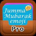 Jumma Mubarak Images & Emojis icon