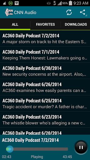 CNN Audio Podcast