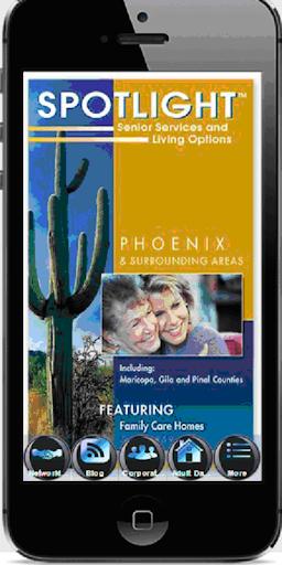 Spotlight Senior Services Phx