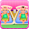 Twins Baby Care icon