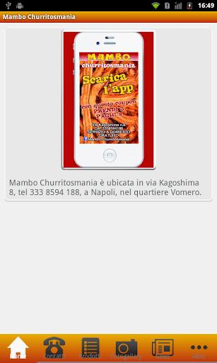 Mambo Churritosmania