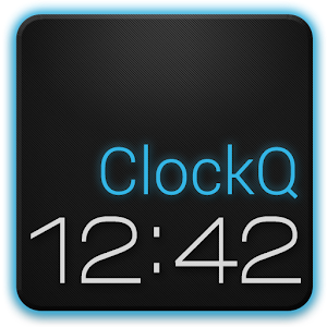 Download ClockQ - Digital Clock Widget APK latest version