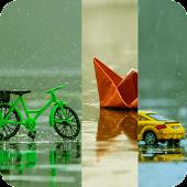 Tiny Raindrops Wallpapers