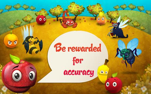 Игра Squishy Fruit для планшетов на Android