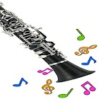Clarinete real icon