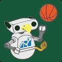 CWM Football & Basketball logo