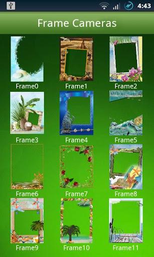Beauty Frames Camera