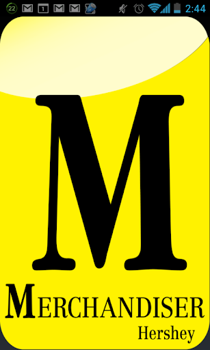 Hershey Merchandiser
