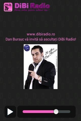 DiBiRadio- screenshot