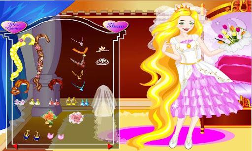 长发公主的婚礼