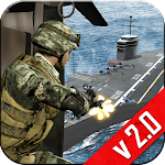 Navy Gunship Shooting 3D Game 2.2 Apk