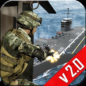 Navy Gunship Shooting 3D Game for PC and MAC