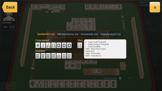 MahjongTime - screenshot thumbnail