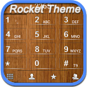 RocketDial Wood Theme icon