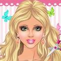Barbie Hair Salon icon