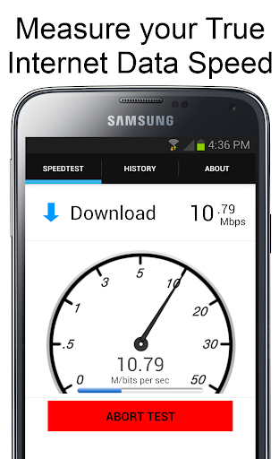 Speedtest.net Mobile Speed Test on the App Store on iTunes