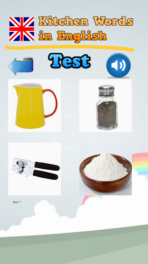 Kitchen Vocabulary In English Android Apps On Google Play