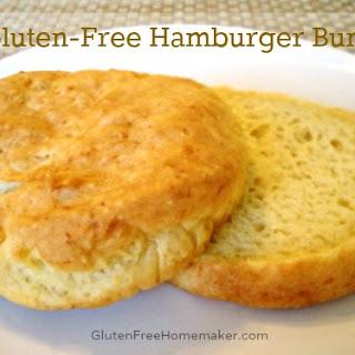 Hamburger Buns & Focaccia Bread.