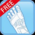 Foot massage Acupressure icon