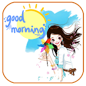 Good Morning Picture Frame