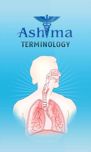 Asthama Terminology